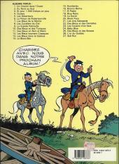 Verso de Les tuniques Bleues -19b88- Le David