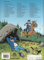 Verso de Les tuniques Bleues -13b2007- Les bleus dans la gadoue
