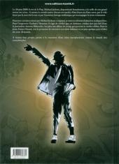 Verso de Michael Jackson (Le Fab/Lobel) -1- L'énigme
