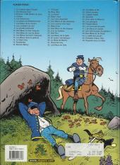 Verso de Les tuniques Bleues -12b2003- Les Bleus tournent cosaques