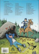 Verso de Les tuniques Bleues -7d2004- Les bleus de la marine