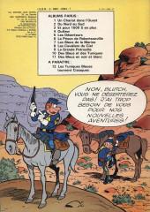 Verso de Les tuniques Bleues -5a1977- Les déserteurs