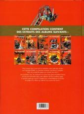 Verso de Les pompiers -BO1- Les Jeunes Sapeurs Pompiers