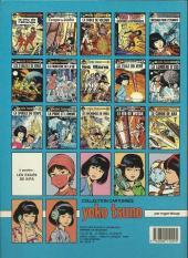 Verso de Yoko Tsuno -14a86- Le feu de wotan