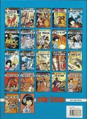 Verso de Yoko Tsuno -4b97- Aventures électroniques