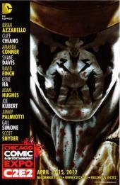 Verso de Detective Comics (2011) -8- Scare tactics