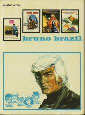 Verso de Bruno Brazil -3a1973- Les yeux sans visage