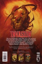 Verso de Star Wars - Invasion -3- Vérités