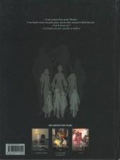 Verso de La maison aux 100 portes -3- Lili