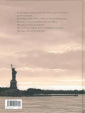 Verso de American Tragedy - L'histoire de Sacco & Vanzetti
