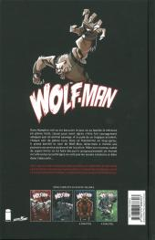Verso de Wolf-man -1a2012- Tome 1