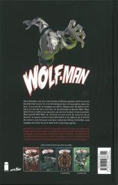 Verso de Wolf-man -2- Tome 2