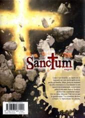 Verso de Sanctum -2- Raqiya - Volume 2