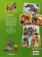 Verso de Camomille et les chevaux -1- Un Amour d'Océan