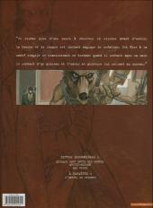 Verso de Blacksad -3a- Âme rouge