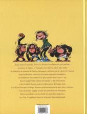 Verso de Spirou et Fantasio -HCourte1- Bravo les Brothers
