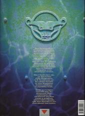 Verso de Aquablue -5a- Projet Atalanta