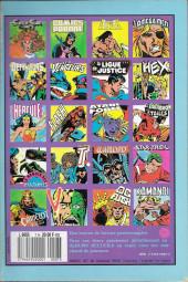 Verso de DC Flash -Rec07- Album N°7 (du n°13 au n°14)
