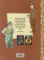 Verso de A.D.A. - Antique Detective Agency -1a- Antique Detective Agency