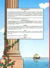 Verso de Alix -13Pub- Le Spectre de Carthage