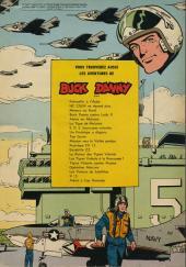 Verso de Buck Danny -9a1966- Les gangsters du pétrole