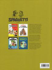 Verso de Spaghetti -INT6- Intégrale 6