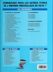 Verso de Benoît Brisefer -6e2011- Lady d'Olphine