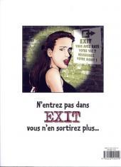 Verso de Exit (Werber/Mounier) -1- Exit