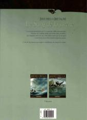 Verso de Histoires de Bretagne -2- Le Sang de la sirène