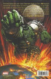 Verso de Hulk (World War Hulk) -INTa- World war hulk