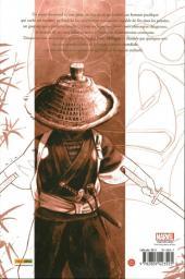 Verso de 5 Ronin - La Voie du samouraï