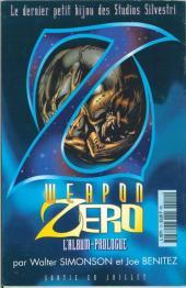 Verso de Cyberforce (Semic) -10- Cyberforce 10
