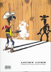 Verso de Lucky Luke -39b09- Chasseur de primes