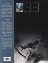 Verso de Lady Spitfire -1- La fille de l'air