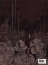 Verso de Le trône d'Argile -5TL- La pucelle