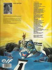 Verso de Michel Vaillant -35a1984- Le galérien
