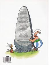 Verso de Astérix (en néerlandais) -24- Astérix en de belgen