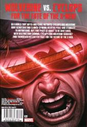Verso de X-Men: Schism (2011) -INTHC- X-Men : Schism