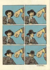 Verso de Texas Cowboys -6MR3862- Marshal Courtright