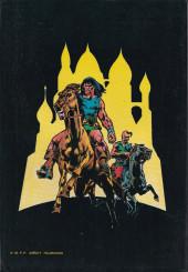 Verso de Conan le barbare (1re série - Aredit - Artima Marvel Color) -3- Conan contre la reine des loups