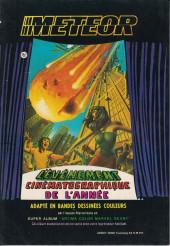 Verso de Conan le barbare (1re série - Aredit - Artima Marvel Color) -4- L'autel et le scorpion