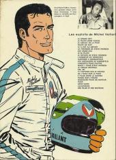 Verso de Michel Vaillant -11a1972'- Suspense à Indianapolis