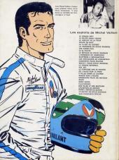 Verso de Michel Vaillant -1d1976- Le grand défi