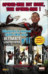 Verso de Wolverine (Marvel France 2e série) (2011) -10- Mythes, monstres et mutants (3/4)
