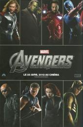 Verso de Marvel Movies -1- Iron Man 2