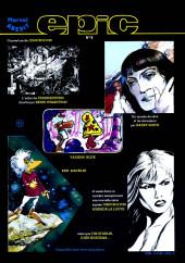 Verso de Conan le barbare (2e série - Arédit - Arédit Marvel Color) -2- Le fils du démon