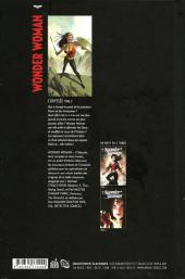 Verso de Wonder Woman : L'Odyssée -2- L'odyssée - Tome 2