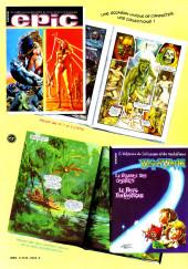 Verso de Conan le barbare (2e série - Arédit - Arédit Marvel Color) -5- La voix du passé