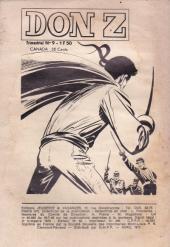 Verso de Archie (Le merveilleux robot) -9- Aventure africaine