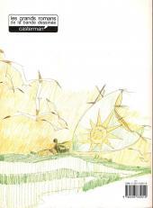 Verso de Corto Maltese -1b1990- La ballade de la mer salée